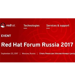 Red Hat Forum - 2017