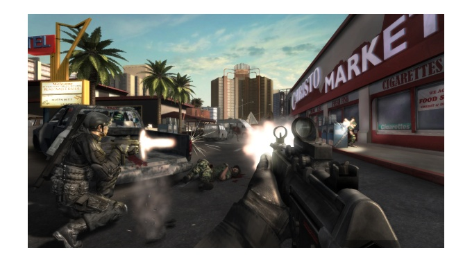 Tom Clancy`s Rainbow Six: Vegas 2