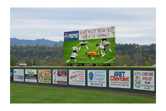 Led Display Sports