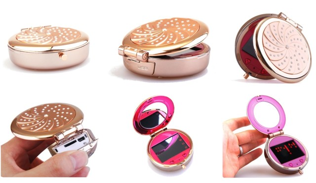 Make-UP Case Phone