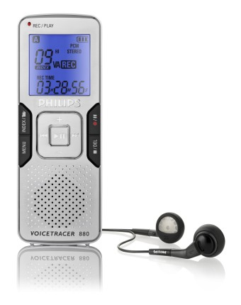 Philips Digital Voice Tracer 880