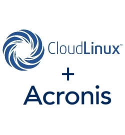 Новое ПО CloudLinux Backup для Imunify360 использует технологий Acronis Backup Cloud