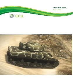 Игра World of Tanks: Xbox 360 Edition