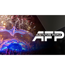 Фестиваль Alfa Future People 2018