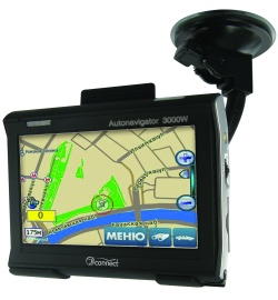 GPS-навигатор JJ-Connect Autonavigator 3000 Wide